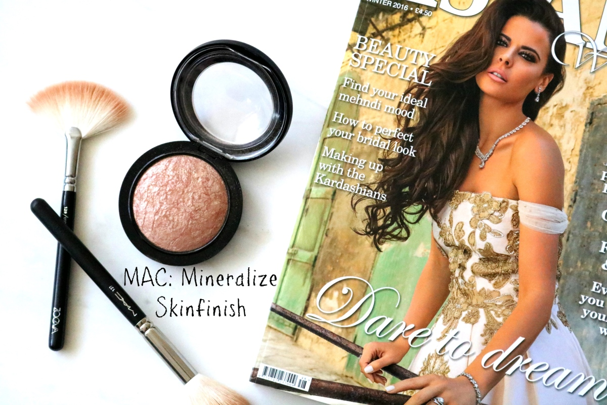 MAC: Mineralize Skinfinish
