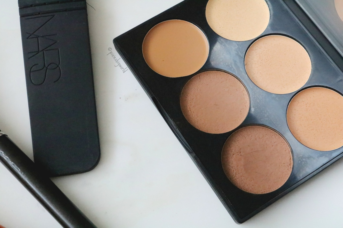 Sleek: Cream Contour Kit